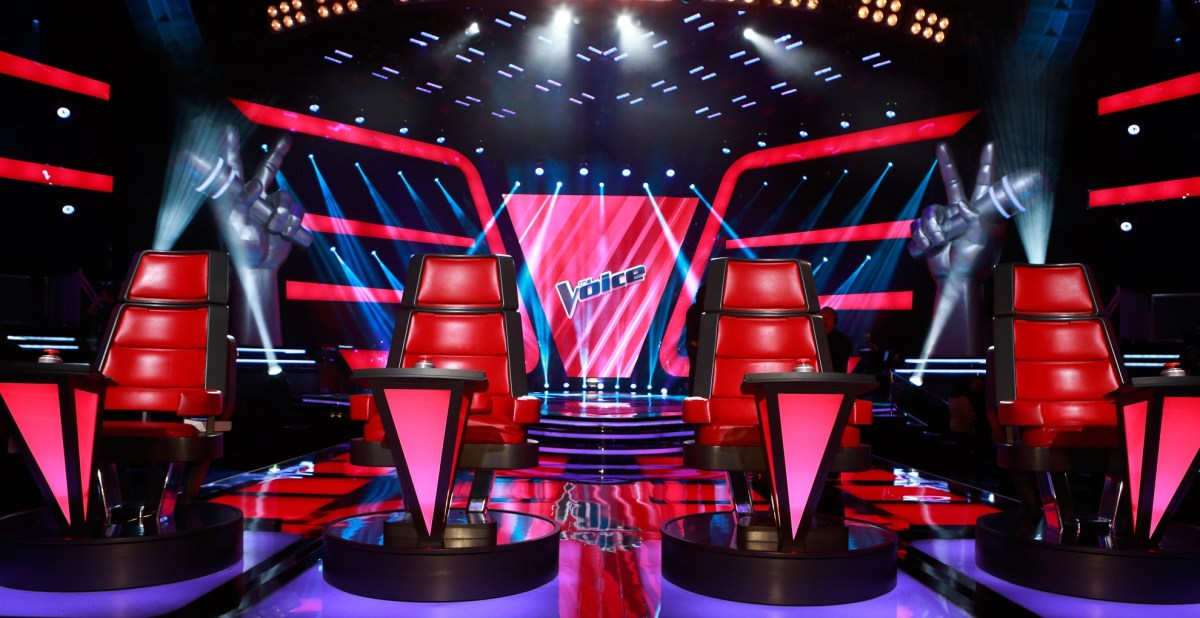 If I Were a Rock Star Part III: Songs We Would Make Legendary on NBC's The Voice