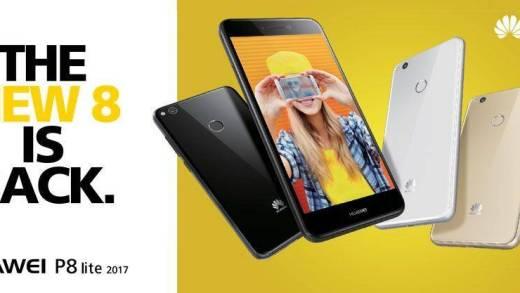 Huawei P8 lite 2017 protagonista di un nuovo e originale Contest!