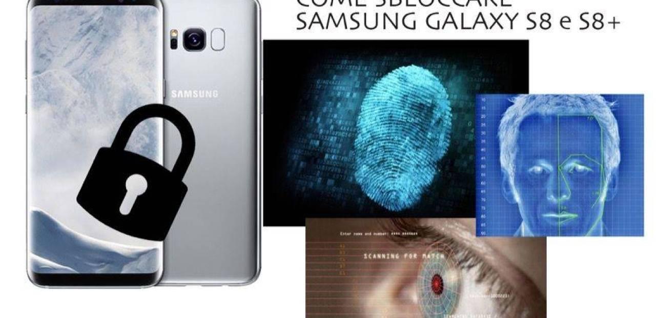 sbloccare galaxy s8