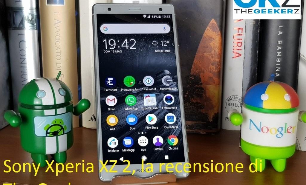 Xperia XZ2