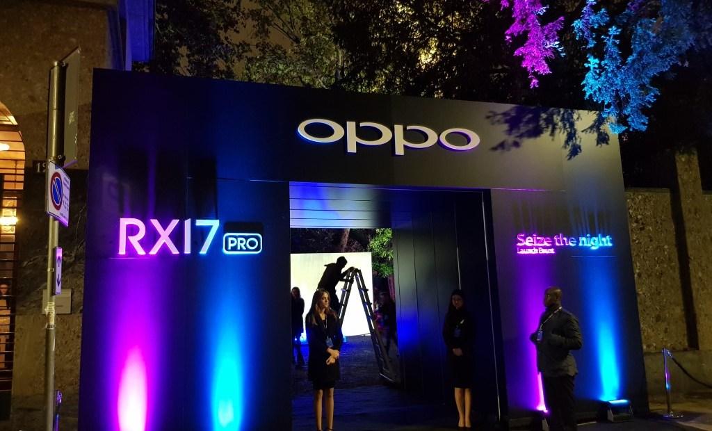 OPPO RX17Pro