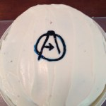 Avengers assemble...for cake!