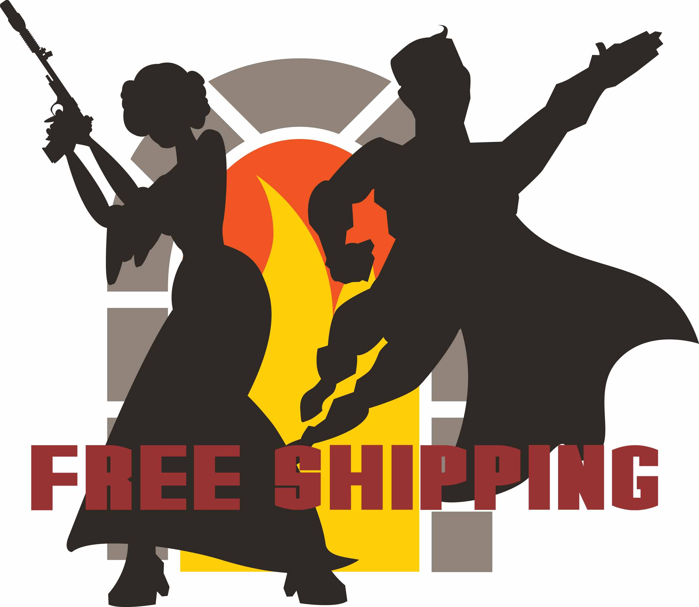 Geek Forge Free Shipping
