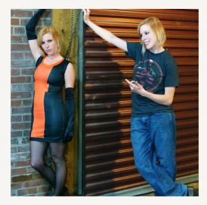 Deadpool-inspired Dress