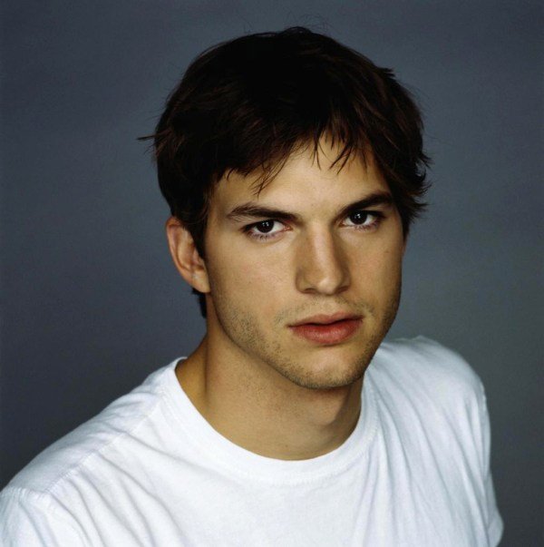 Ashton Kutcher Replaces Charlie Sheen Two And