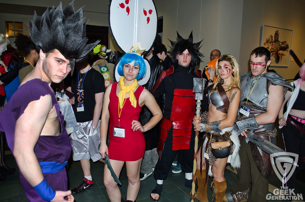 anime boston 2014 cosplay