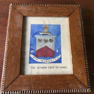Munson Family Crest