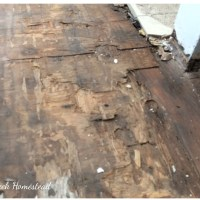 How to Repair a Rotten Subfloor