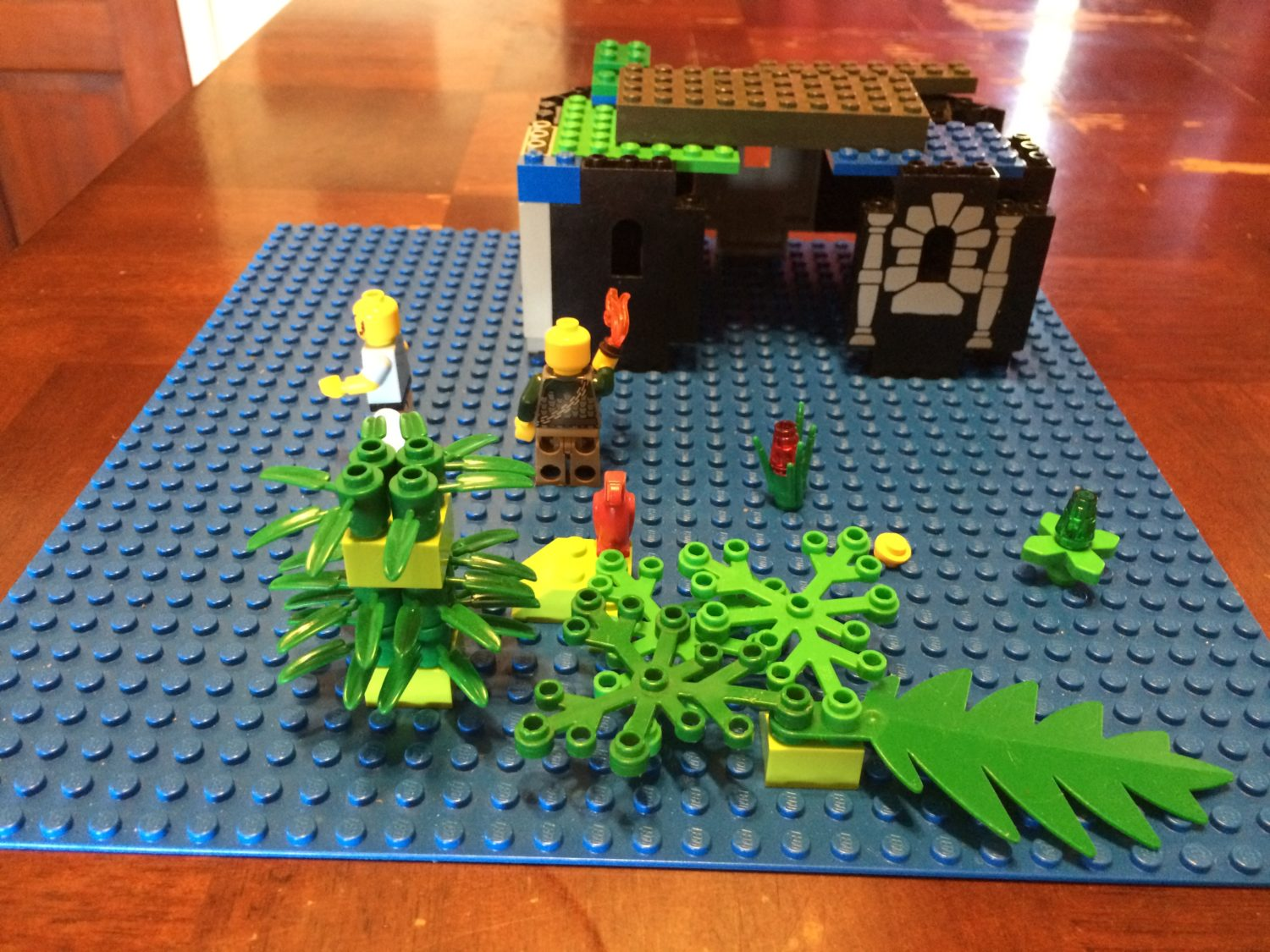 Lego Challenge: Build an Easter Scene