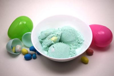 Mini Robin Eggs Ice Cream
