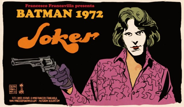 Batman 1972 Joker