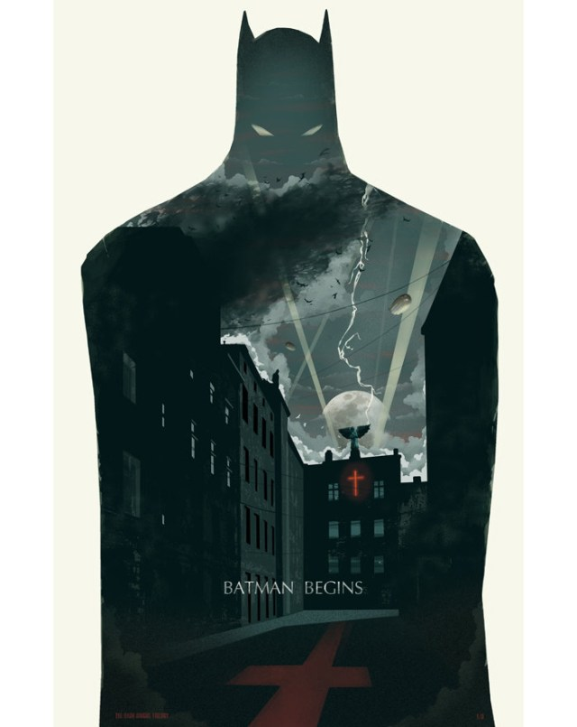 Batman Begins by BigBadRobot