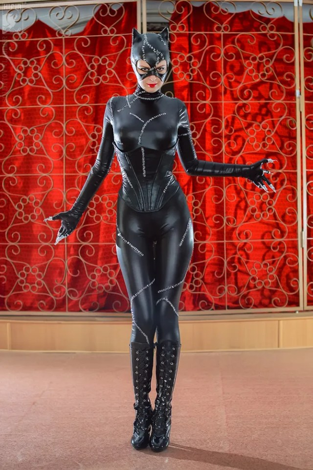 Catwoman cosplay by Rei-Doll