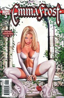 Emma Frost cover