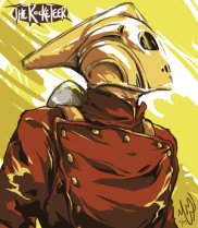 The Rocketeer by Scrimms