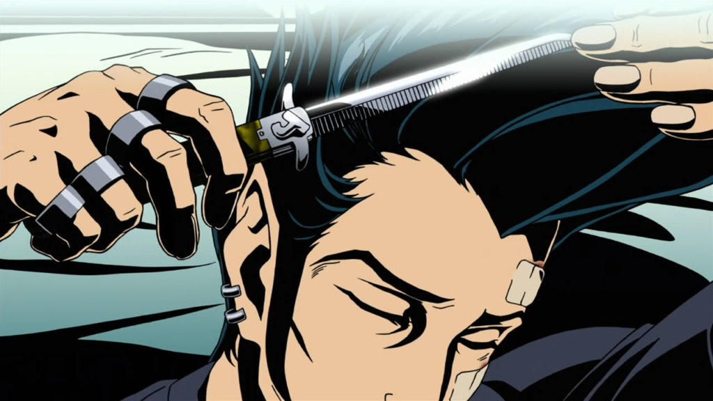 Best Pompadours In Anime Ever  The Geek Lyfe