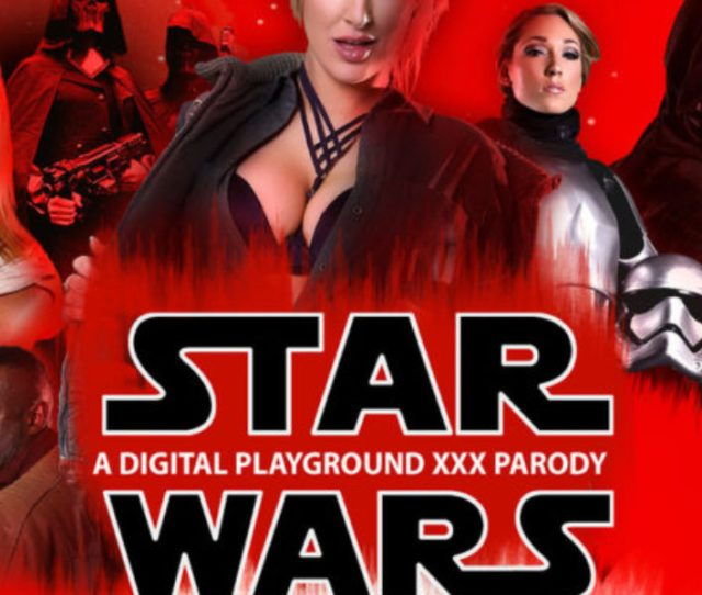 Nsfwdigital Playground Releases Star Wars Xxx Parody And Is Less Controversial Than Actual