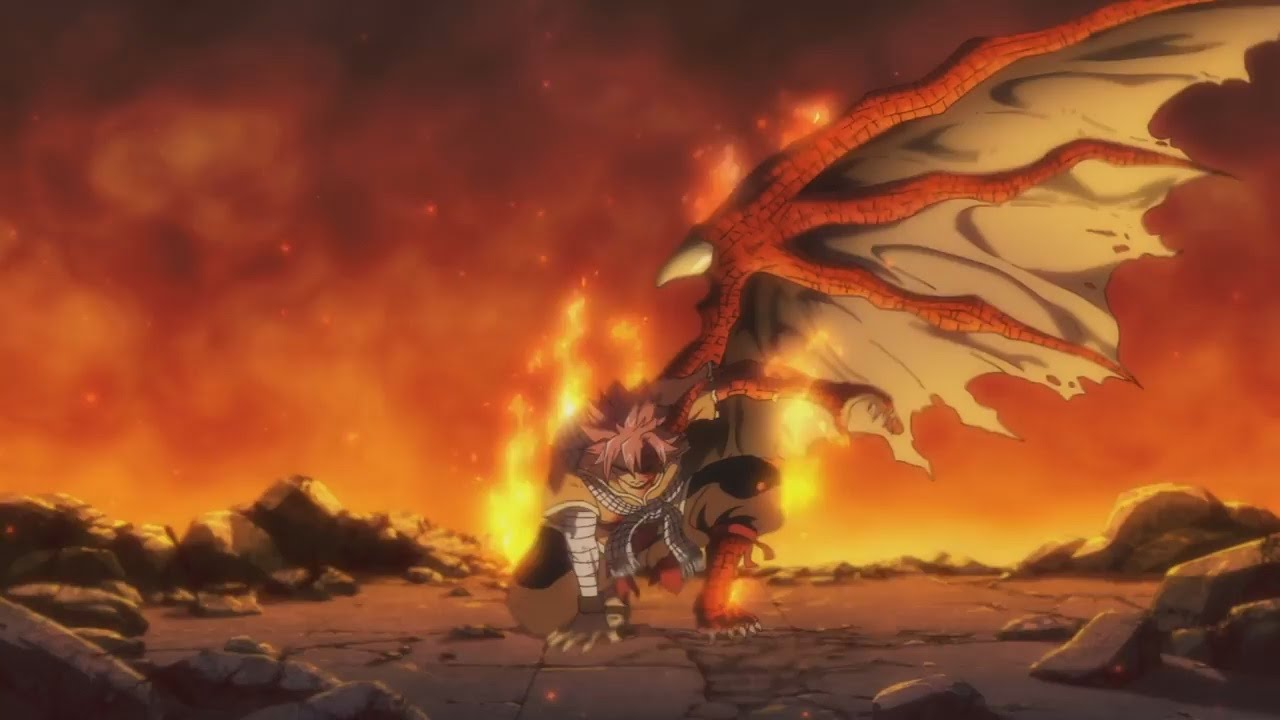 Fairy Tail Dragon Cry Review The Geekly Grind