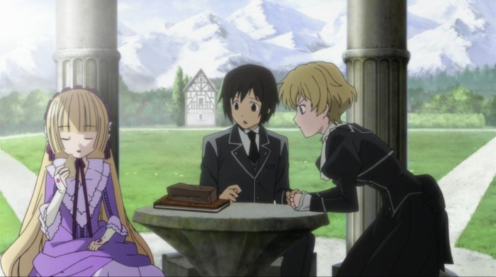 Gosick - The Complete Series (Part 2)