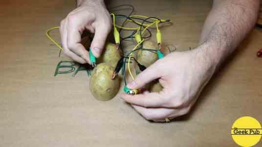 adding more potatoes