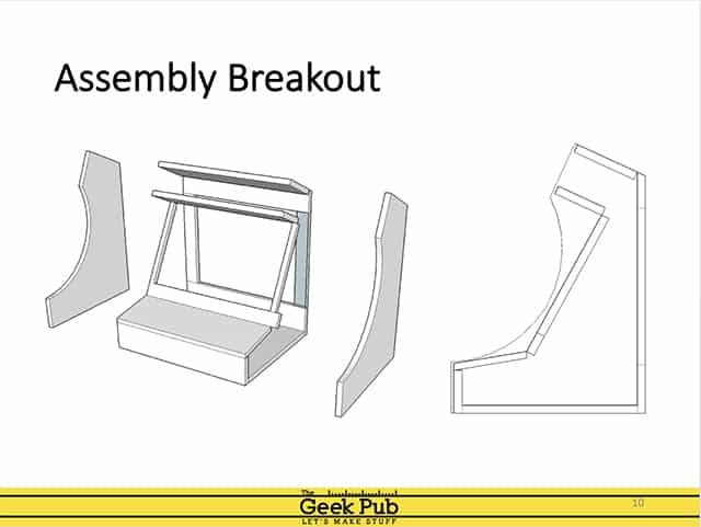 bartop arcade cabinet plans | memsaheb.net