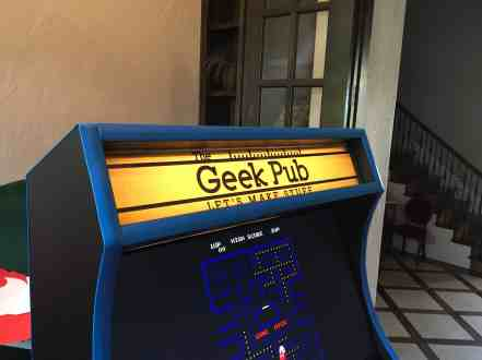 Finished Bartop Arcade Cabinet 0004
