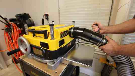 Installing a Dust Collection System 0026