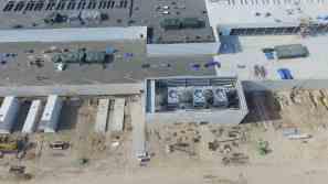Facebook Datacenter Drone Flyover - 0006