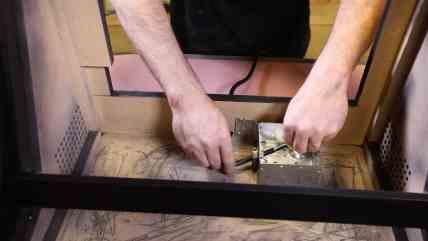 RetroPie Bartop Arcade Cabinet 0045