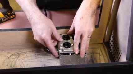 RetroPie Bartop Arcade Cabinet 0046