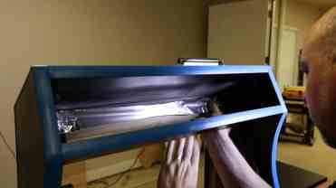 RetroPie Bartop Arcade Cabinet 0051