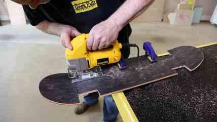 Make a Lowrider Skateboard -0008