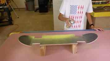 Make a Lowrider Skateboard -0020