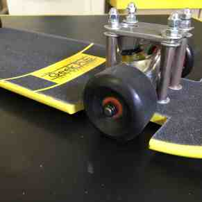 slammed lowrider skateboard build 0004