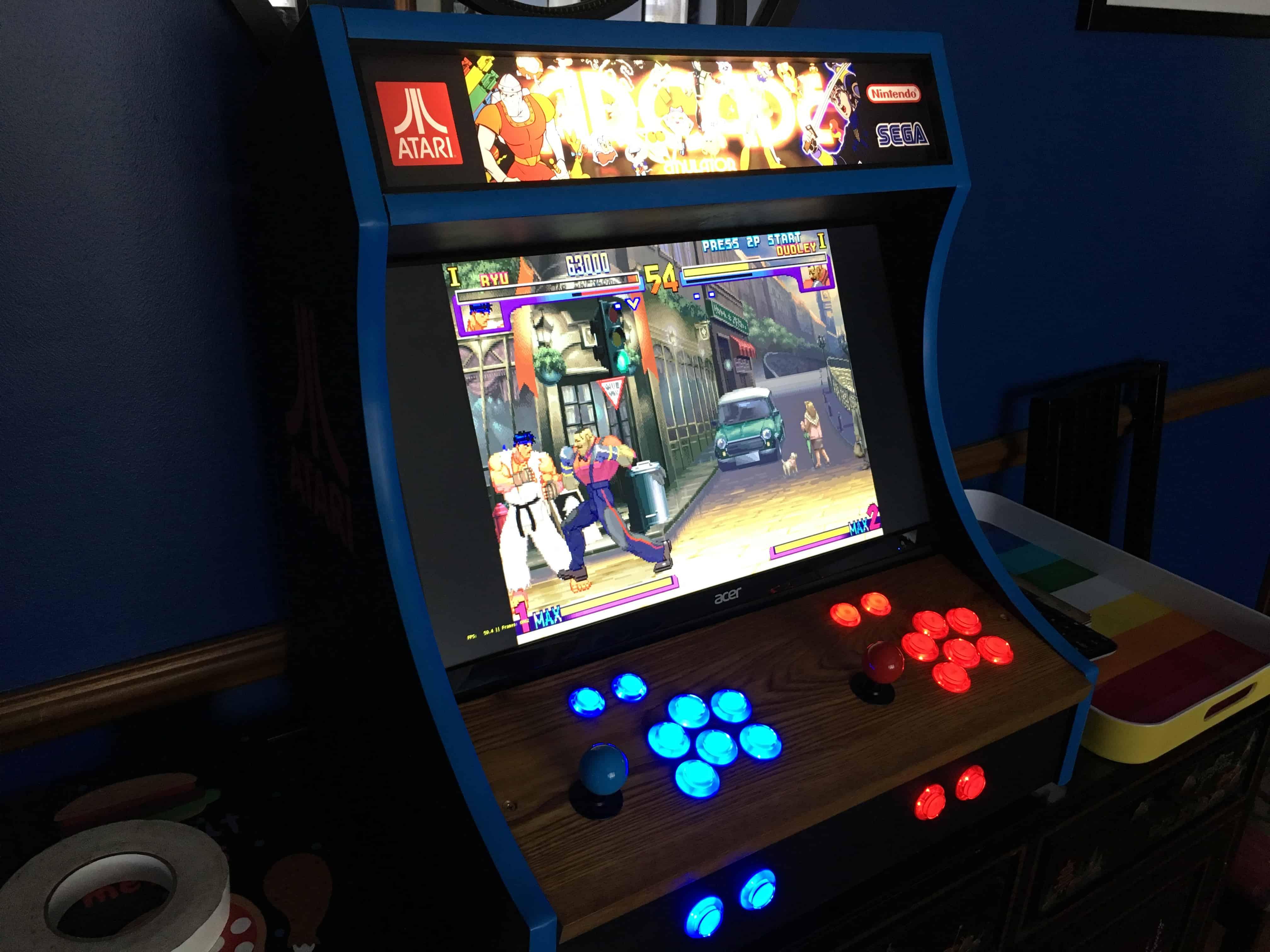 Arcade Plans - Build an Arcade Cabinet! - The Geek Pub