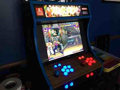 Customer Build - Bartop Arcade - 0004