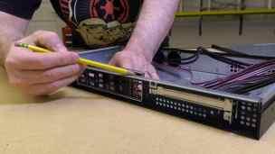 Building a 1U Server 0012