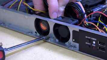 Building a 1U Server 0025