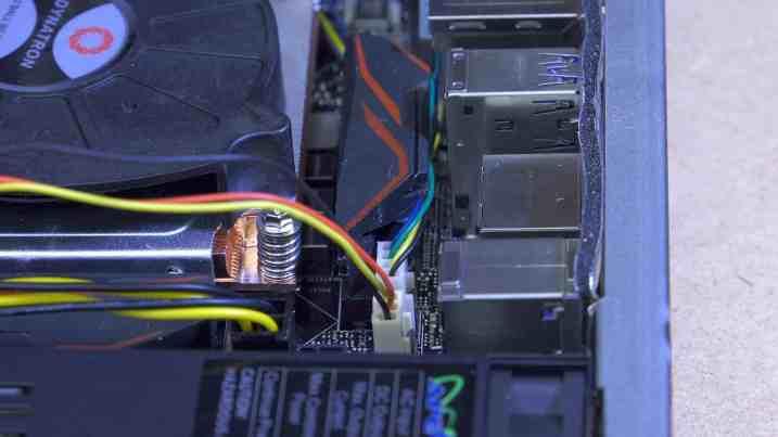 Building a 1U Server 0026