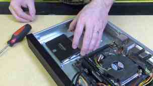 Building a 1U Server 0031