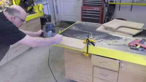 Pacade RetroPie Bartop Arcade Cabinet Build - 0013