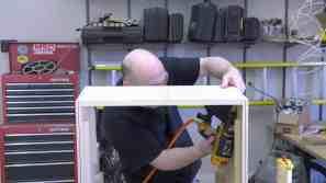 Pacade RetroPie Bartop Arcade Cabinet Build - 0016