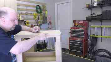 Pacade RetroPie Bartop Arcade Cabinet Build - 0022