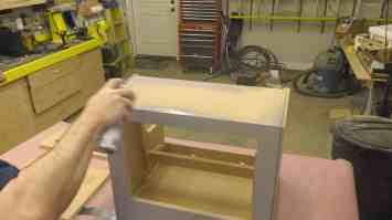 Pacade RetroPie Bartop Arcade Cabinet Build - 0024