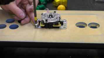 Pacade RetroPie Bartop Arcade Cabinet Build - 0037