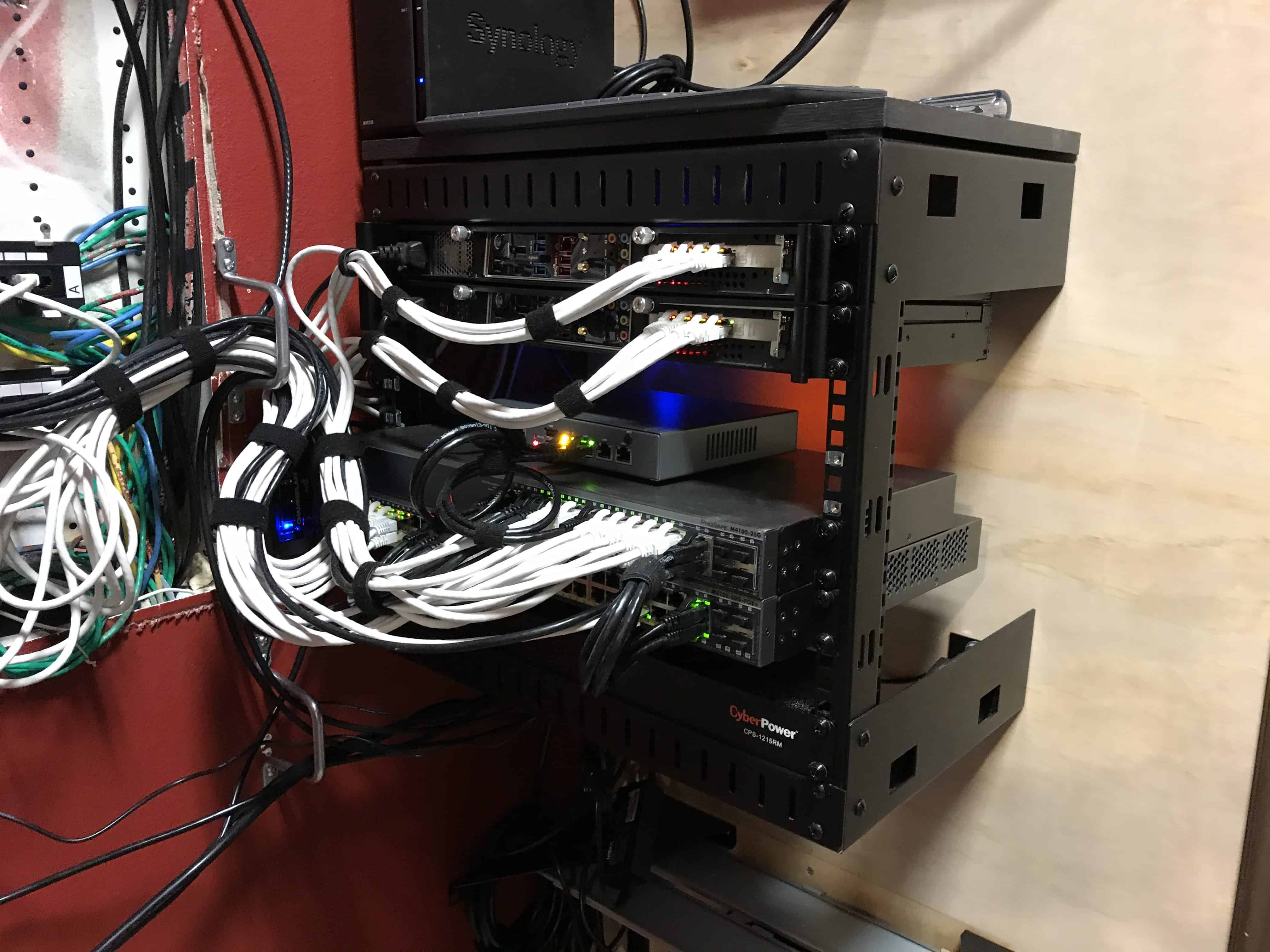 Home Theater Equipment Closet Wiring Venting A Server The Right Way Geek Pub 4032x3024