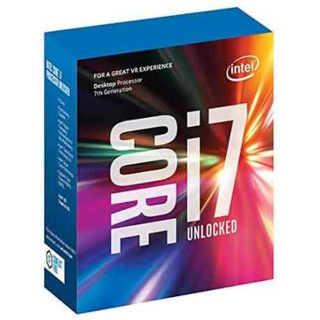 Gaming PC Build 0005 - Core i7 7700k