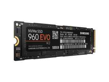 Gaming PC Build 0007 - Samsung EVO 960 NVMe SSD