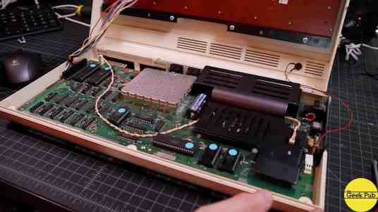 Commodore VIC-20 broken clips