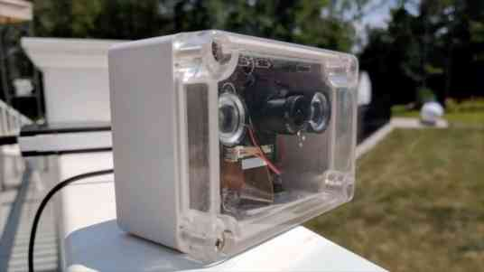 DHT11 Raspberry Pi Outdoor Enclouse